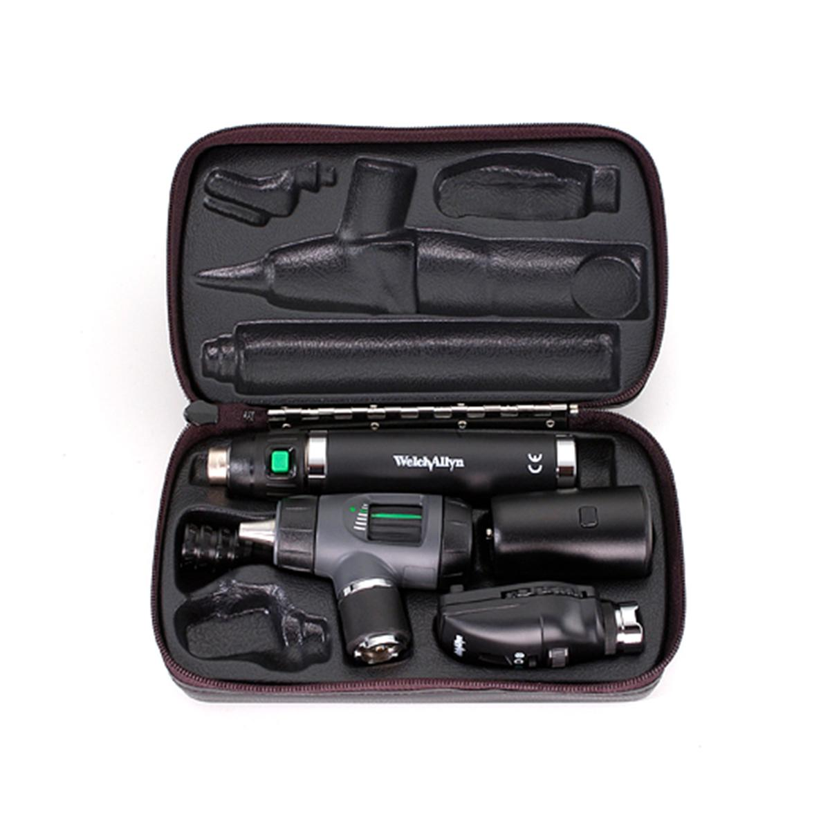 Otoscope Set in storage case