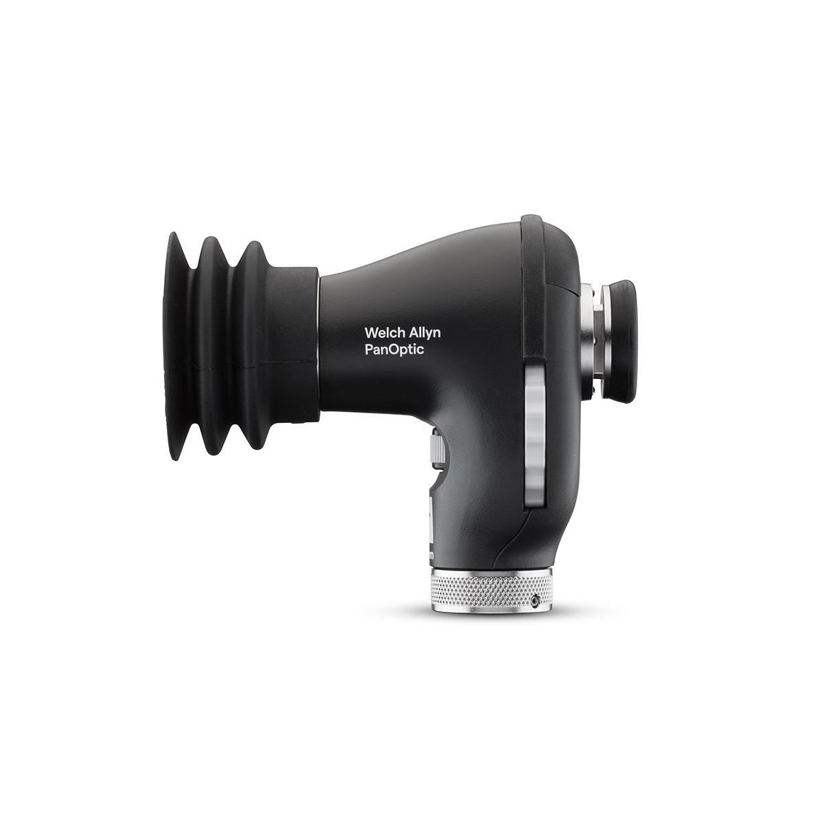 PanOptic Plus ophthalmoscope, side view with patient eyecup