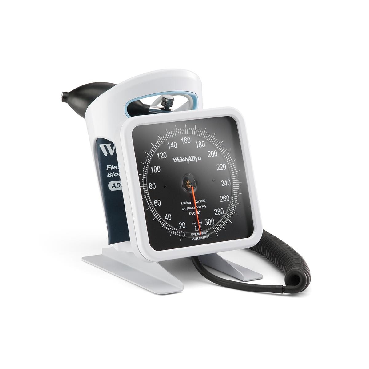 767-Series Desktop Sphygmomanometer with blood pressure cuff