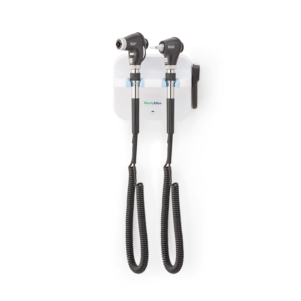 Wall Transformer MacroView Plus Otoscope PanOptic Plus Ophthalmoscope iExaminer SmartBracket