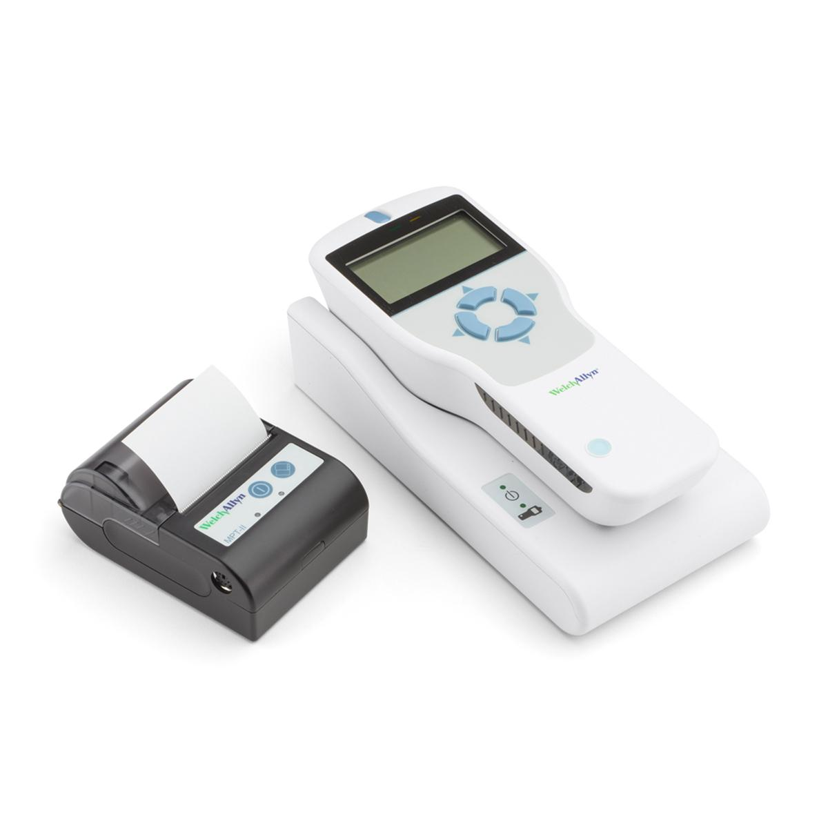 MicroTymp 4 Portable Tympanometer with printer