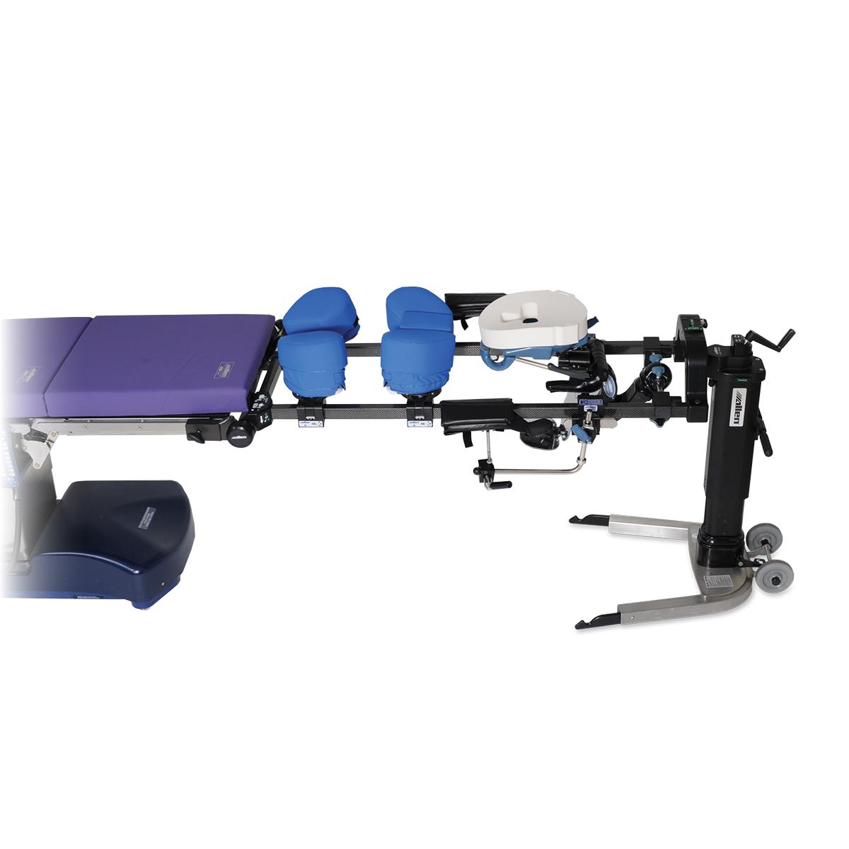 Allen Spine System close headrest view