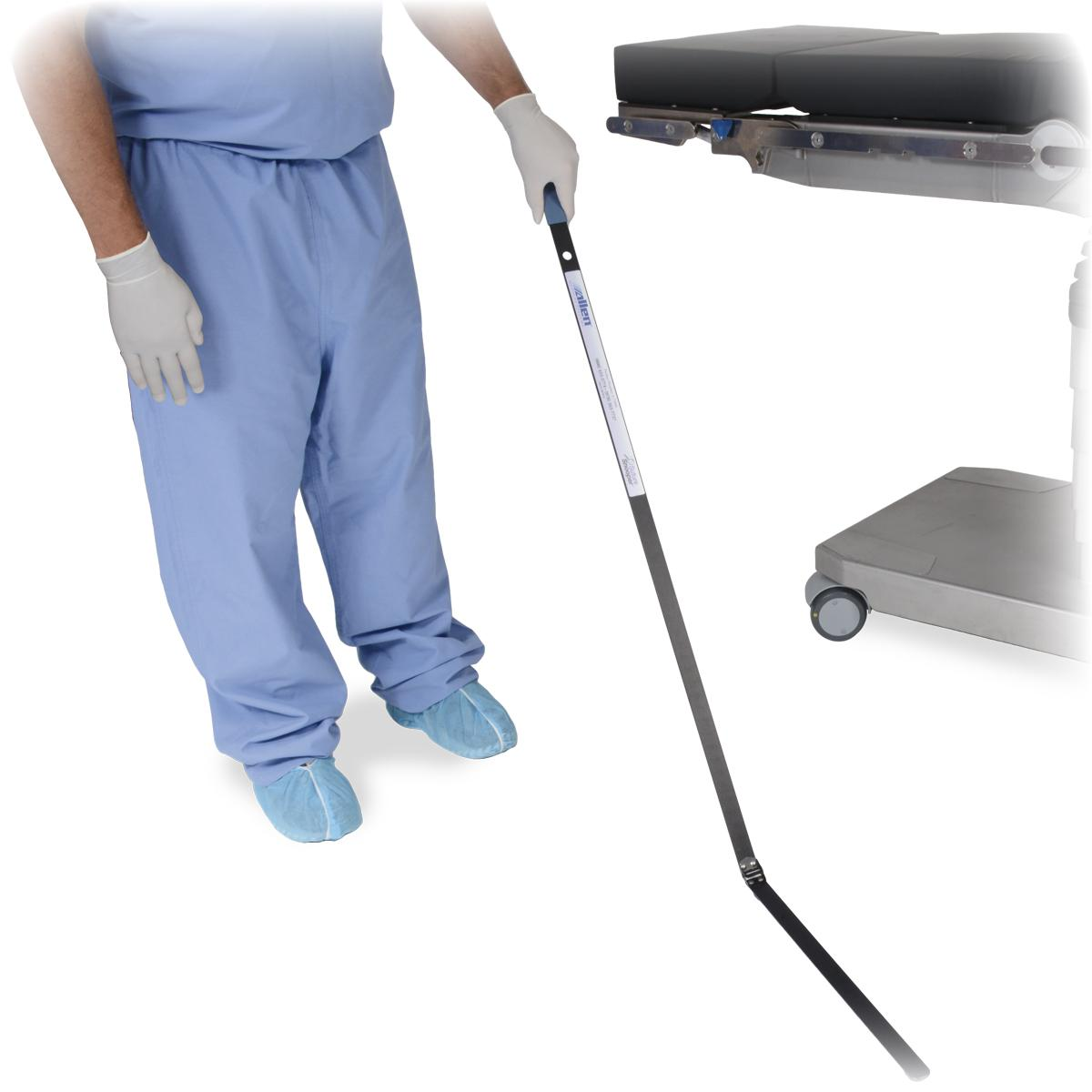 Needle Triever™ Device in use by nurse