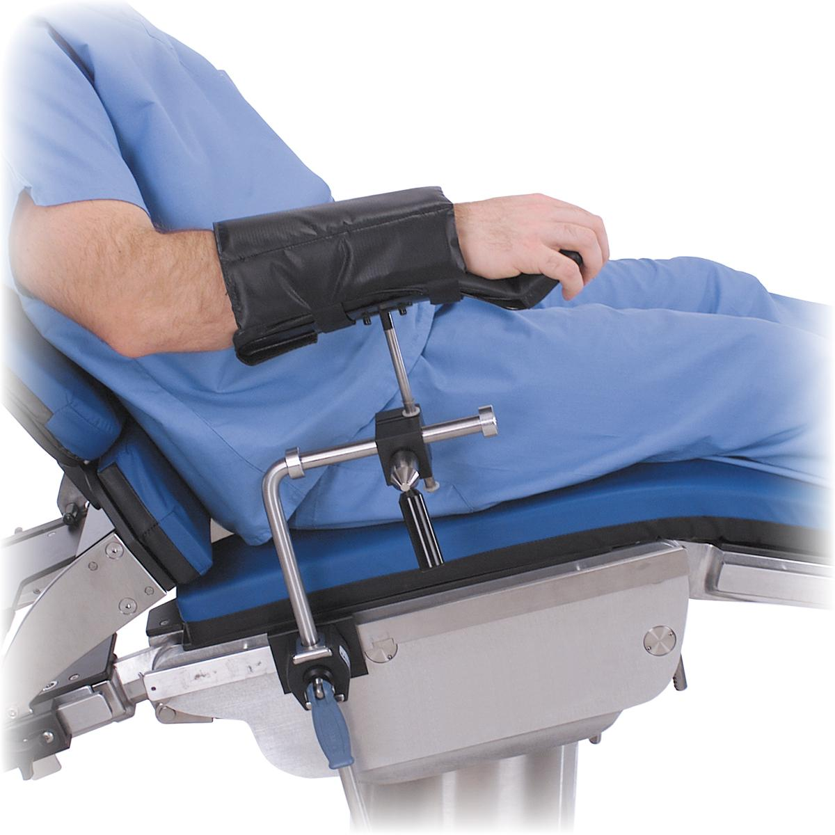 LPS Armboard, patient in seated position