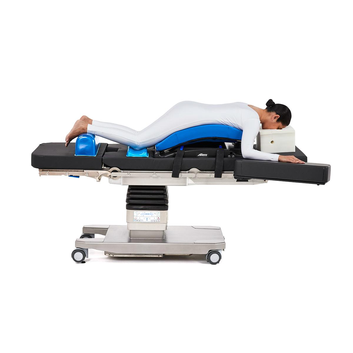 Allen Bow Frame in use, patient prone