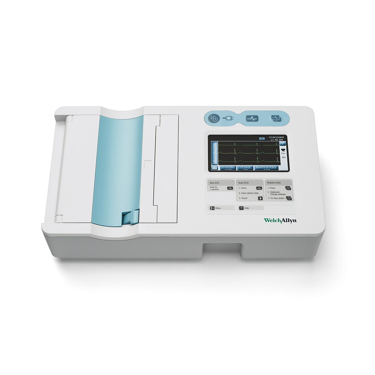 Électrocardiographe de repos CP50