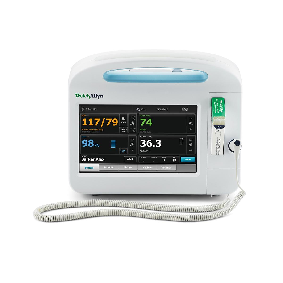 Connex Vital Signs Monitor, front view