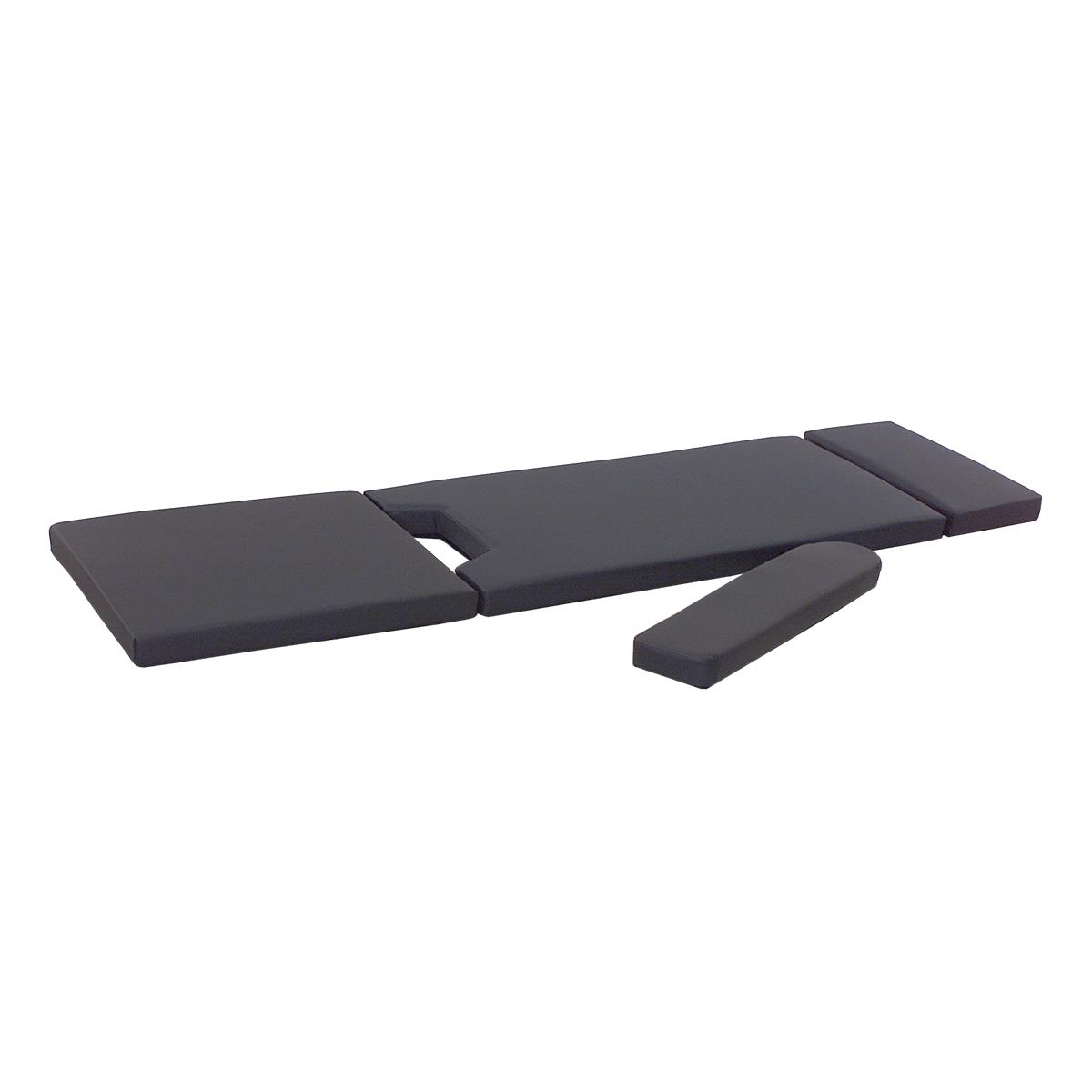 Standard & Deluxe Surface Table Pads diagonal view