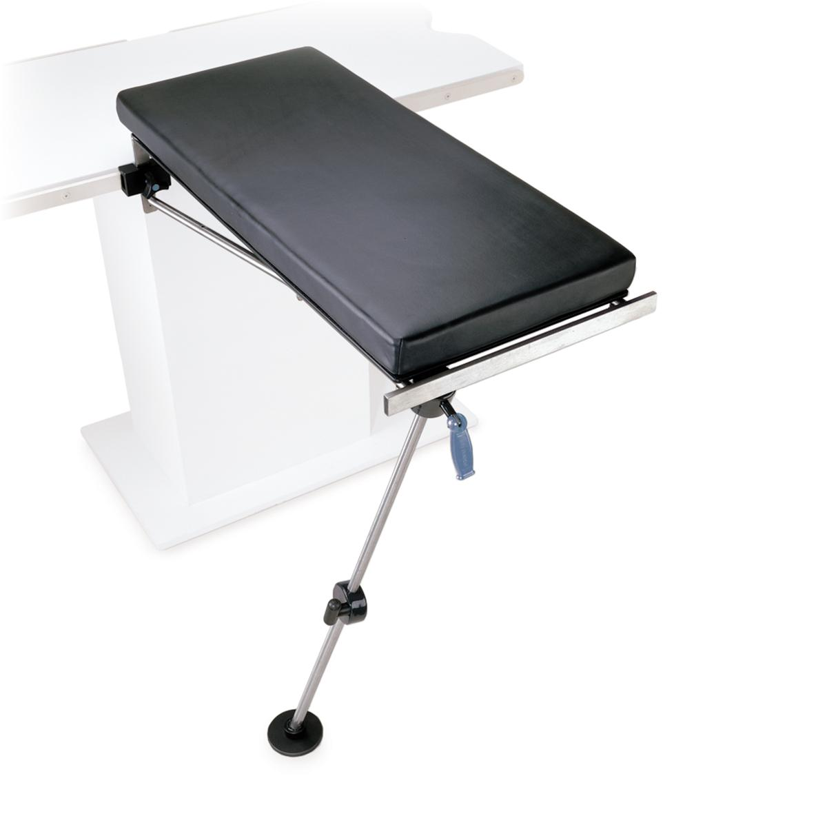 Basic Rectangular Table, #O-AHTR, attached to OR table