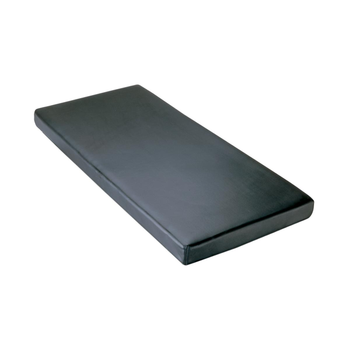 Basic Rectangular Table Pad, #O-AHTP, diagonal view
