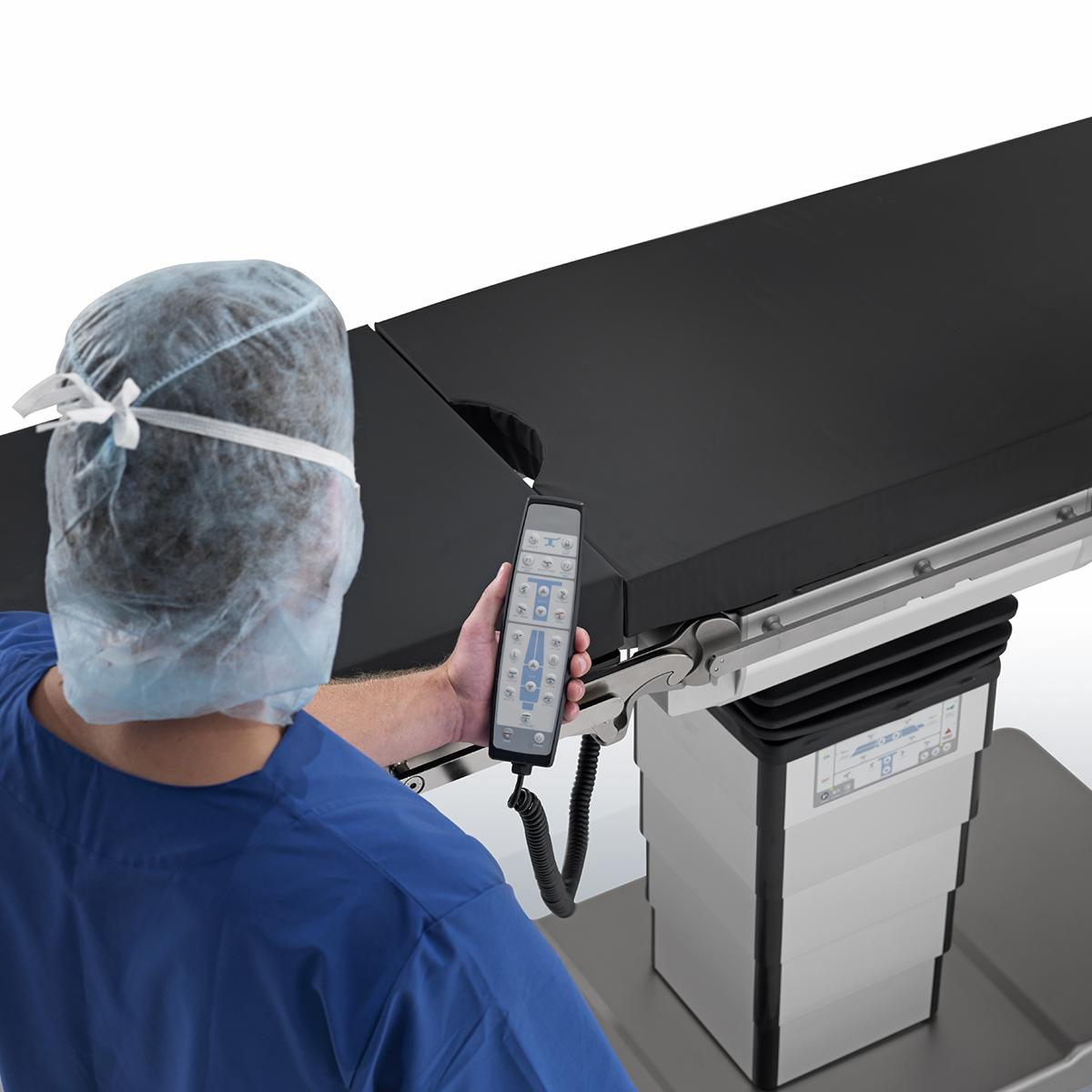 PST 500 Precision Surgical Table, non-display remote control