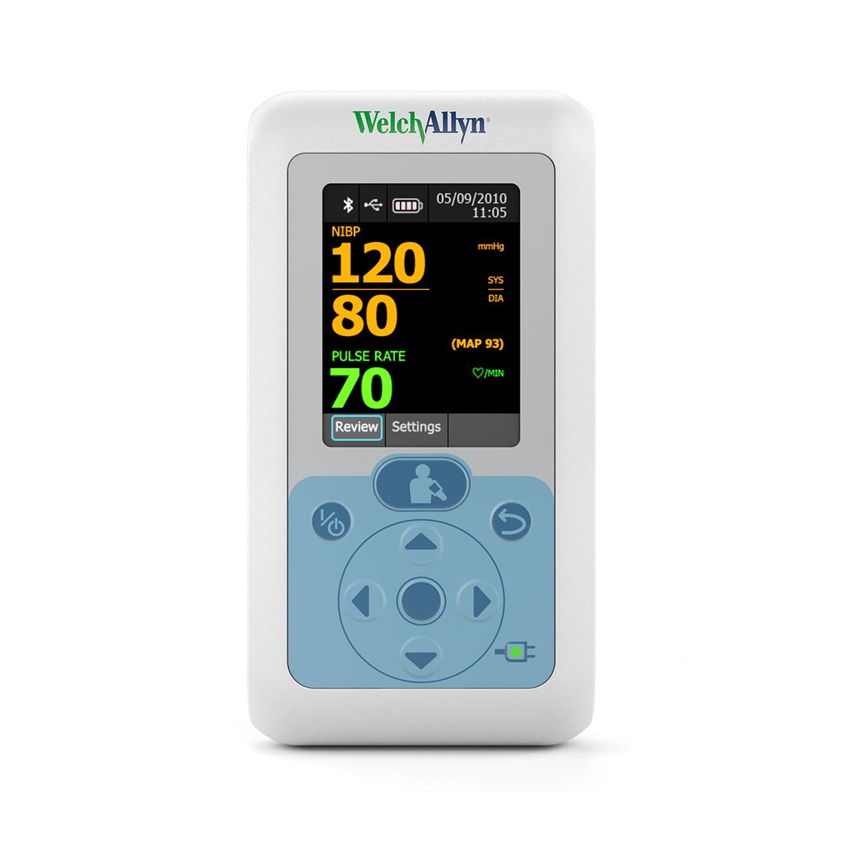 Connex® ProBP™ 3400 Digital Blood Pressure Device, straight on view from table top, front of product