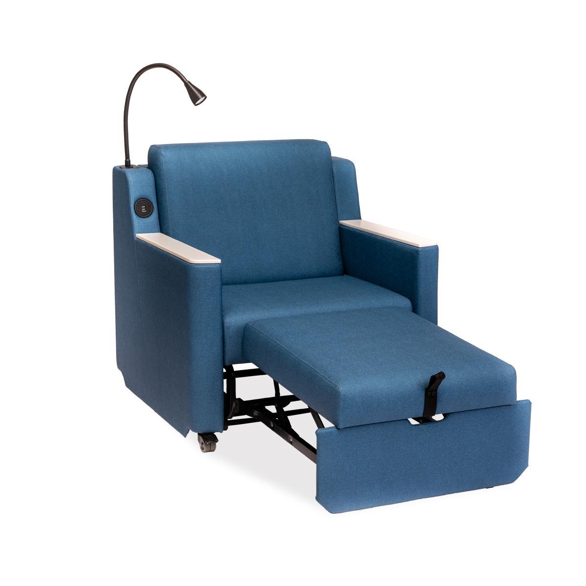 Posición de diván