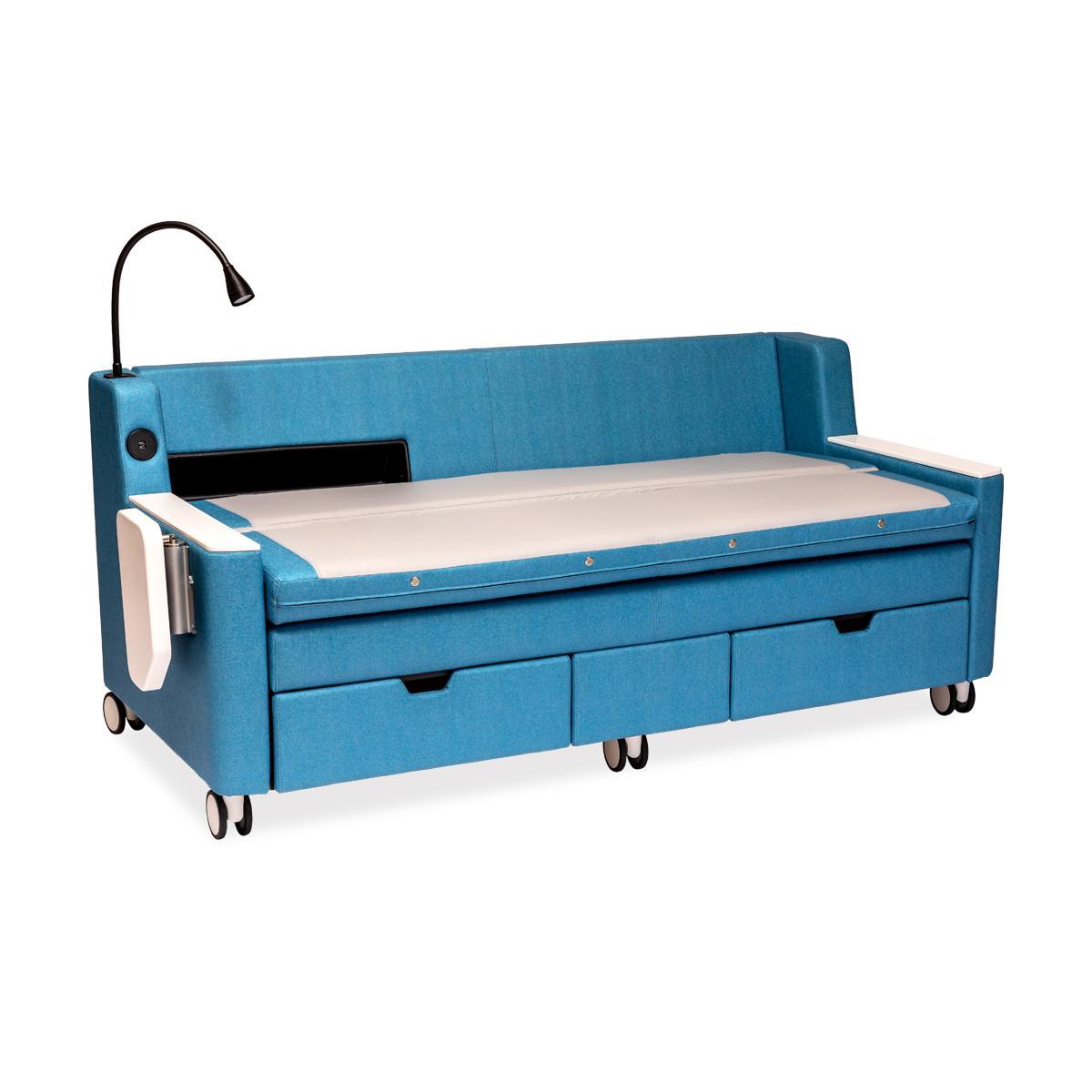 Sofá cama Sleeper: superficie para dormir