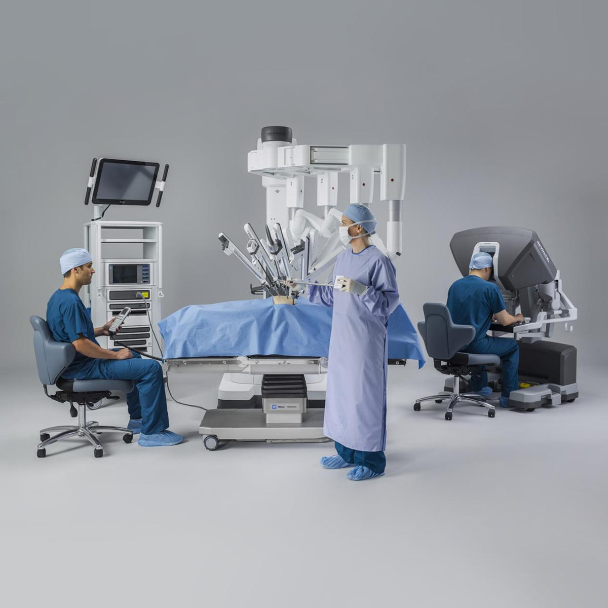TS 7000dV, Intuitive Clinical Set-up
