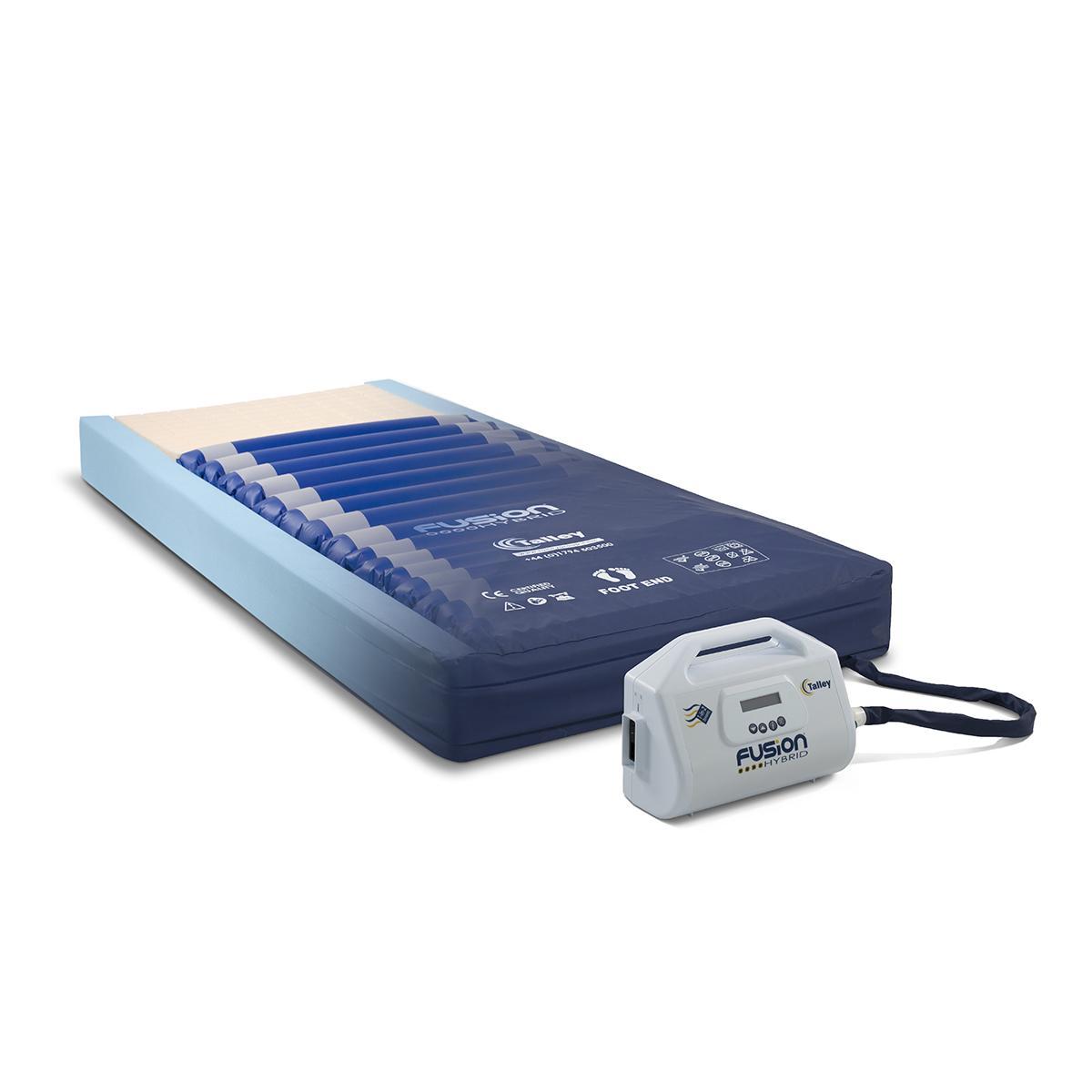 Fusuion Hybrid Blue Surface Mat