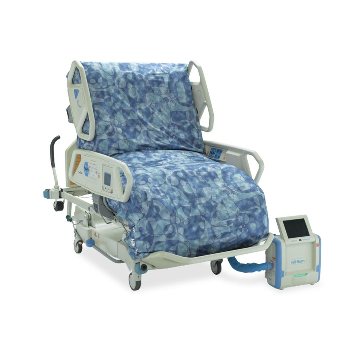 Envision® E700 Therapy Surface diagonal view in chair configuration