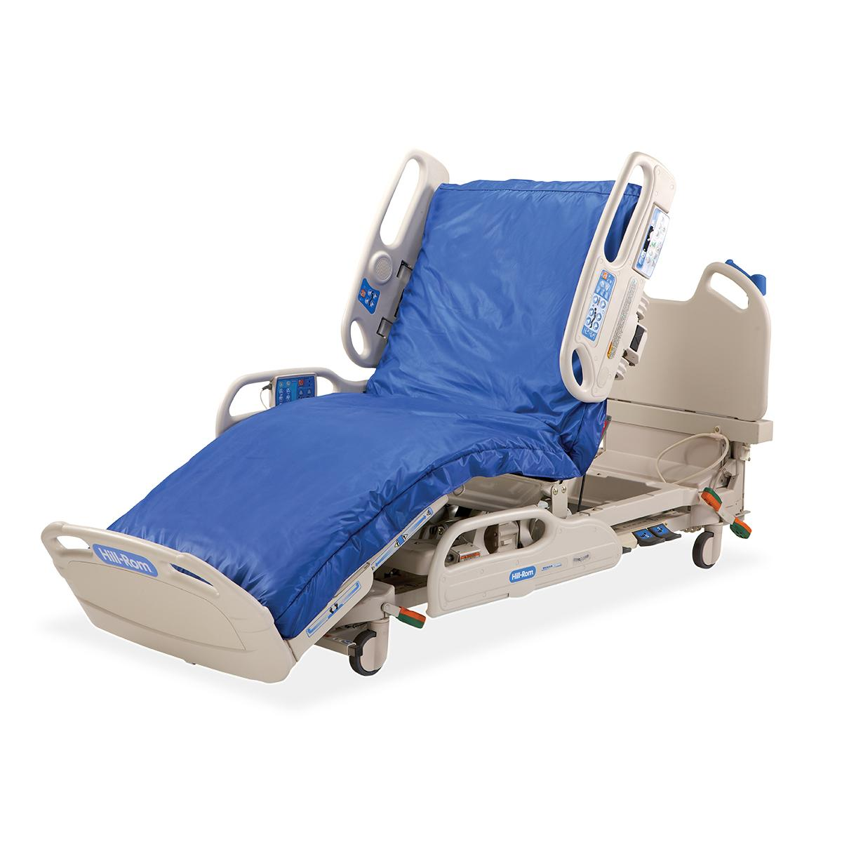 P500 surface on a VersaCare® bed in full chair position