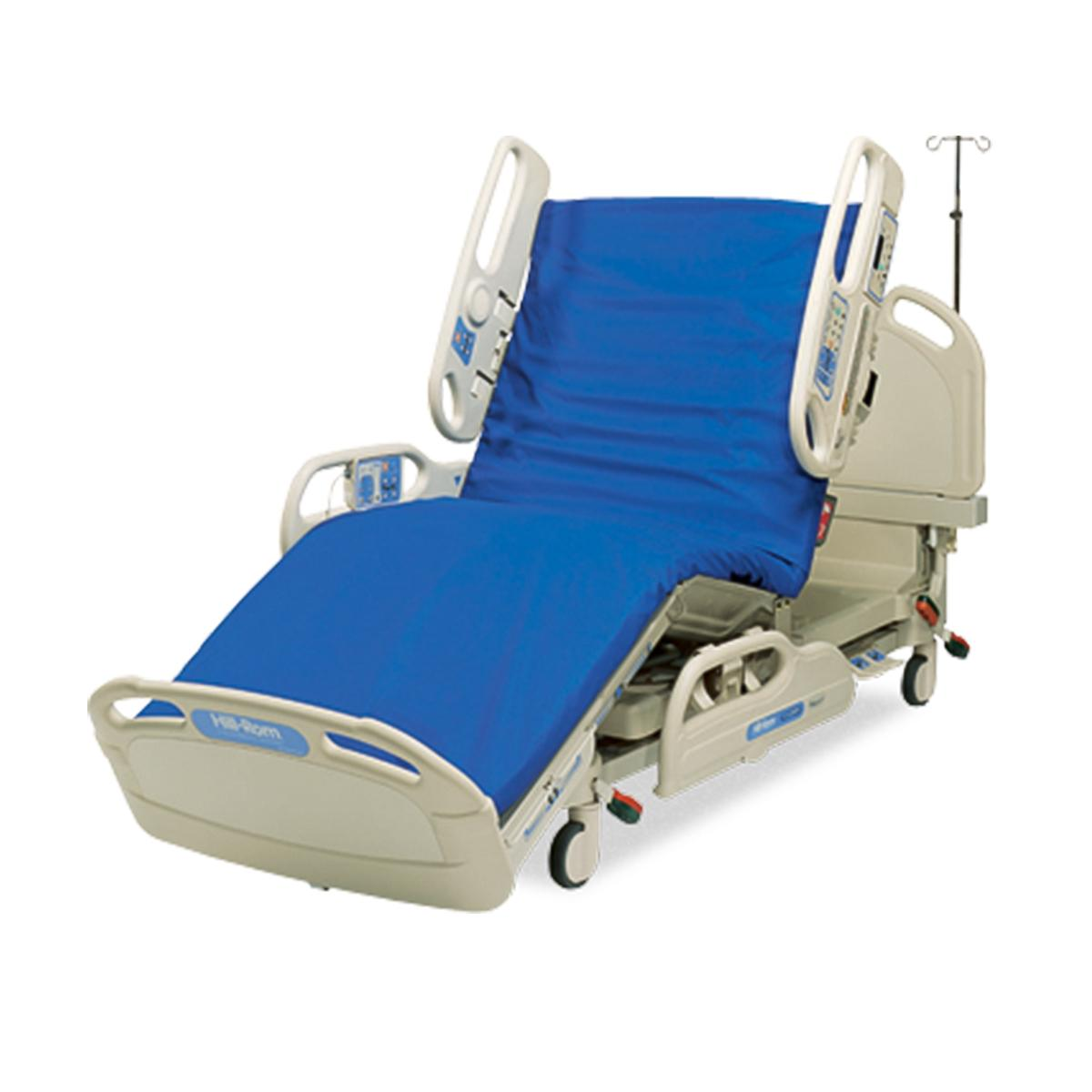 VersaCare Med Surg Bed, 3/4 view, right side