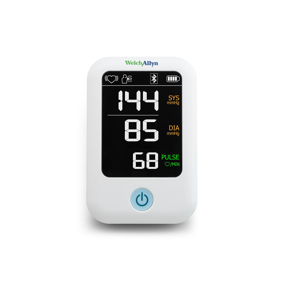 Welch Allyn Home Blood Pressure Monitor front view