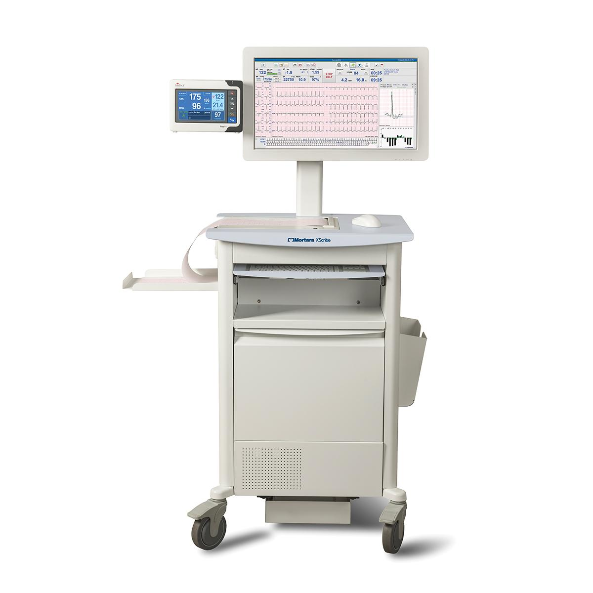 Welch Allyn Xscribe Cardiac Stress Testing System, front view