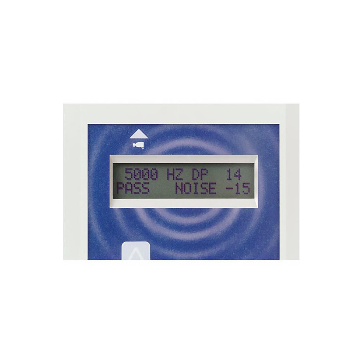 29400 Series OAE Hearing Screener, display