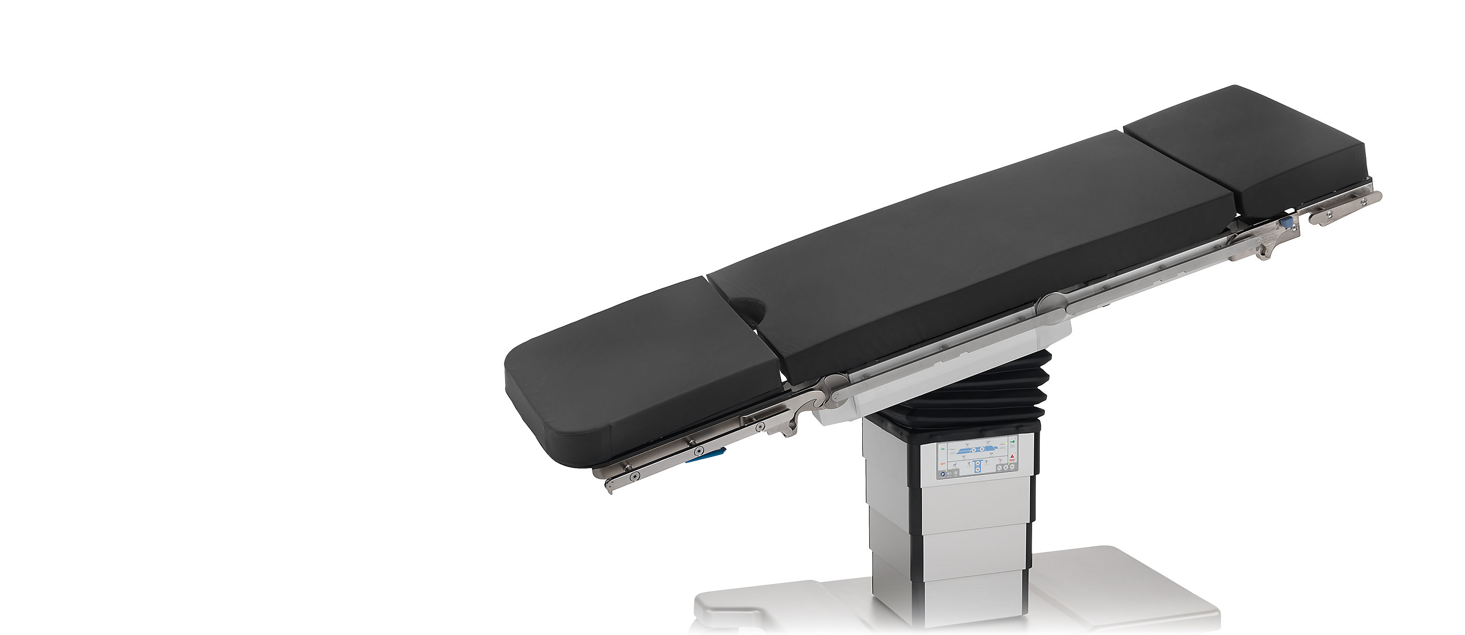 The PST 500 Precision Surgical Table from Hillrom